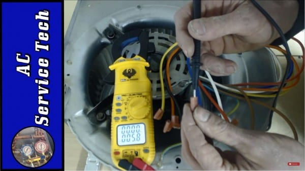Explained! Hvac Furnace Blower Motor Wire Color Speeds  Color Code