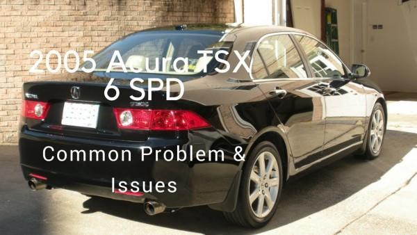 2005 Acura Tsx 6