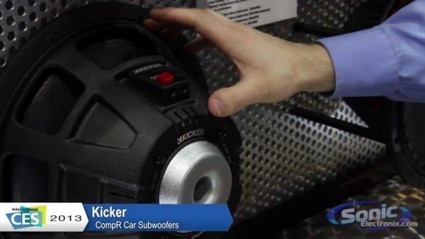 Kicker Compr Car Subwoofers (the New Cvr!)