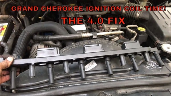 How To Replace Ignition Coil 4 0 1999