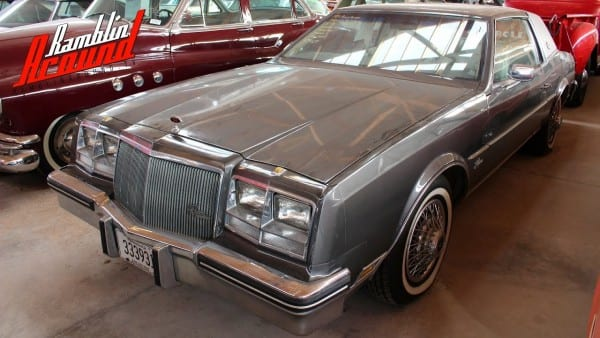 1979 Buick Riviera 350 V8, Leather, Power Everything, Low Miles
