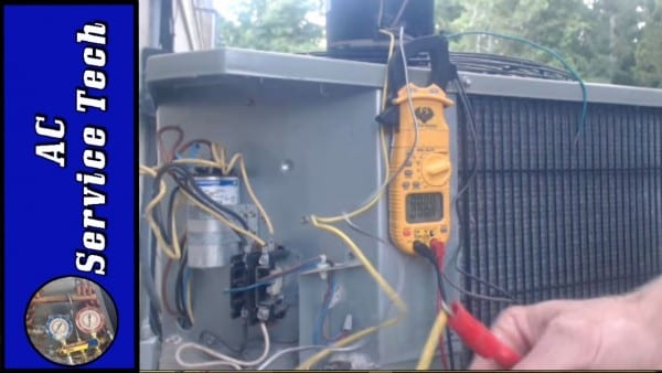 4 Wire And 3 Wire Condenser Fan Motor Wiring! How To Eliminate 2