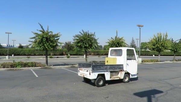 Lot  0104  Nordco Marketeer 26l 36 Volt Electric Cart