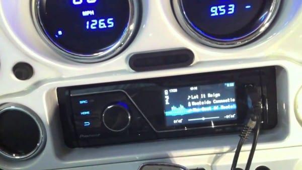 08 Street Glide Arc Audio System