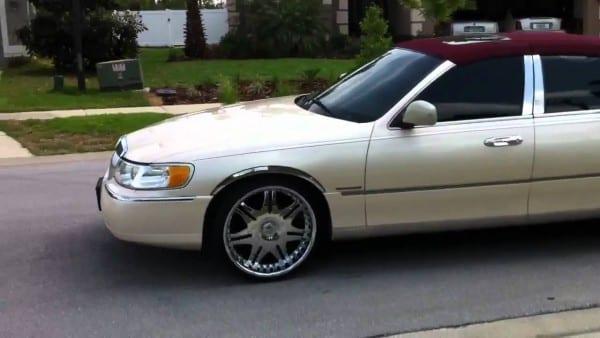 Randys '98 Towncar