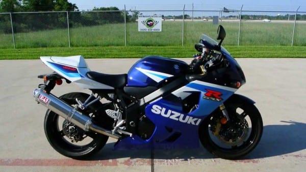 Super Clean 2005 Suzuki Gsxr 600