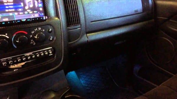 Dodge Ram Halo Head And Fog Lights 2002 2003 2004 2005