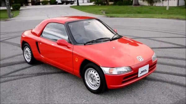 1991 Honda Beat Hardtop