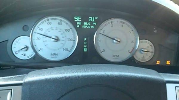 2006 Chrysler 300 Dash Power Failure