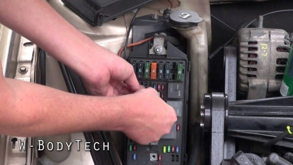 2002 Impala Fuel Pump Wiring Diagram