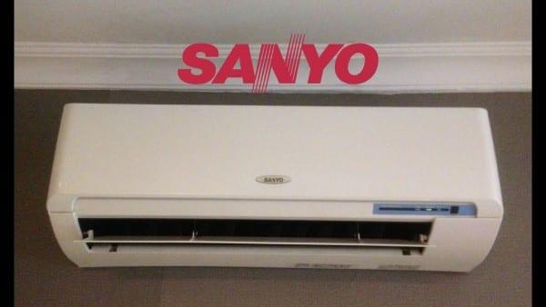 Sanyo  High Efficiency  Mini