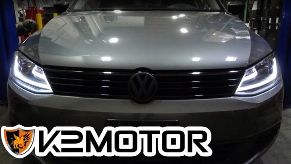 K2 Motor Installation Video  2011