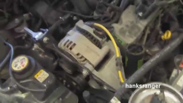 Replace Ford Taurus Spark Plugs And Wires 3 0 Ohv Vulcan