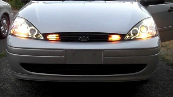 2003 Ford Focus Se With Led Lighting