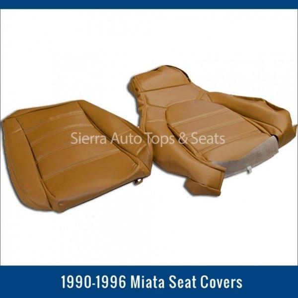 Mazda Miata Front Seat Cover Kit For 1990