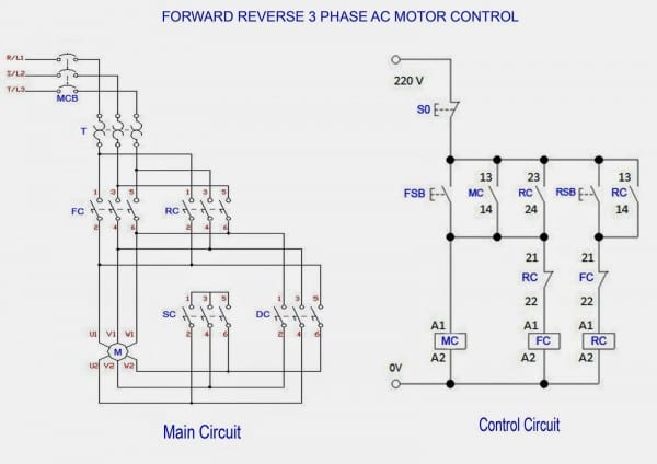 Plc Motor Control Wiring Diagram Also Hunter Thermostat Wiring