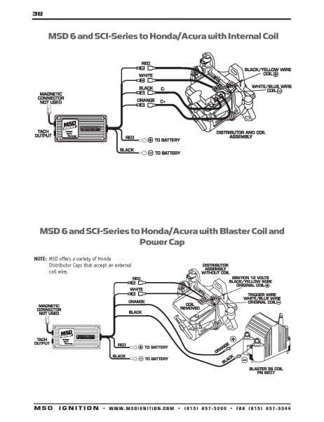 Msd 8207 Wiring Diagram