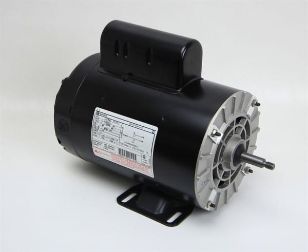 Spa Pump Motor 1 Speed 230 Volt 12 0 Amps 56 Frame 6 5 Inch