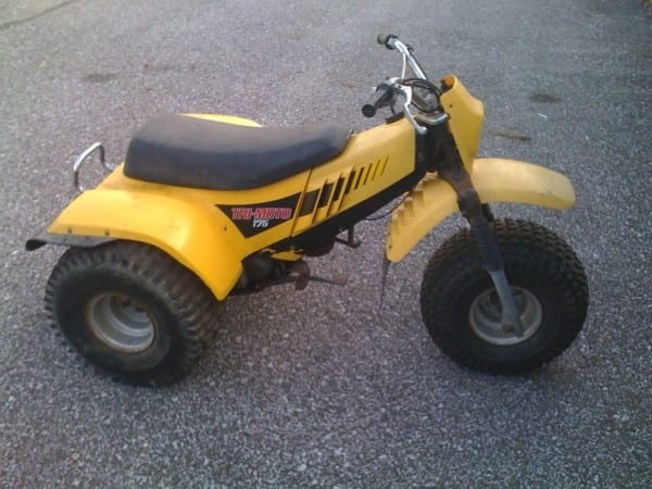 Anyone Have A Carb And Or Pull Starter Off A Yamaha Tri Moto 175