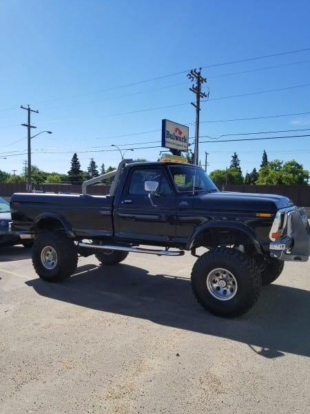 76 Ford Highboy
