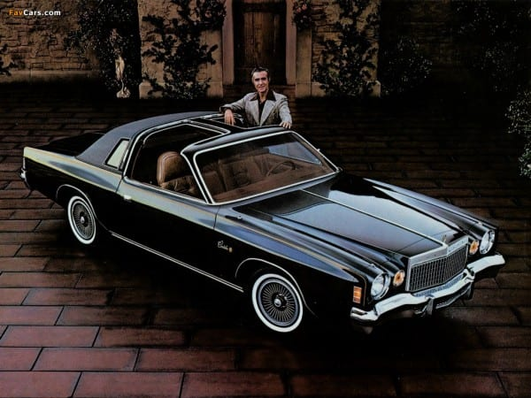 Pictures Of Chrysler Cordoba T