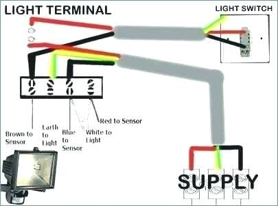 Wiring Diagram For Flood Lights