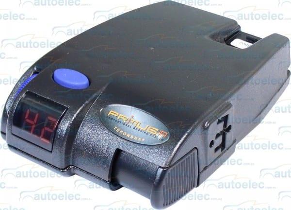 Electric Brake Controller Tekonsha Primus Iq + Wiring