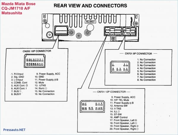 1995 Nissan Maxima Radio Wiring Diagram