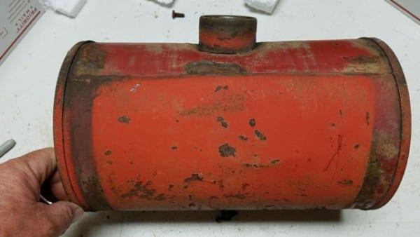 Gravely L Li Gas Tank Super Convertible Swiftamatic C8 L8