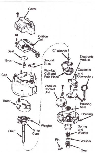 Mac's Blog Notes   Troubleshooting Gm's Hei Ignition System