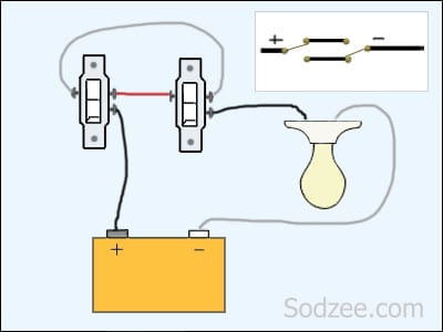 A Simple Switch Wiring Diagram