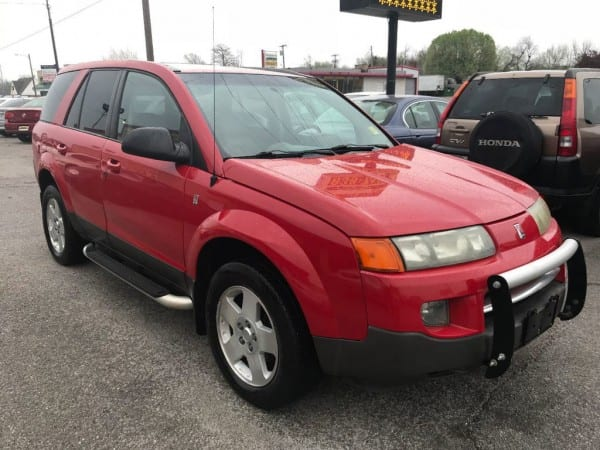 2004 Used Saturn Vue 4dr Fwd Automatic V6 At Best Choice Motors
