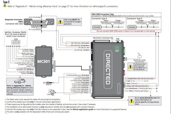 Dei Remote Start Wiring Diagram Tribute