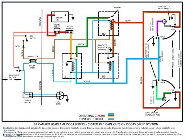 Warn Winch Wiring Diagram 4 Solenoid