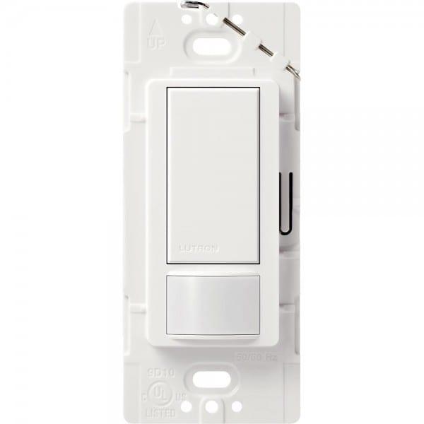 Lutron Maestro 2 Amp Motion Sensor Switch, , Single
