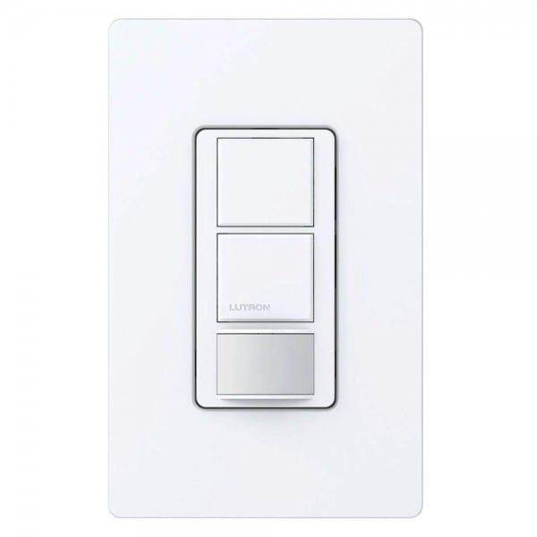 Lutron Maestro Dual Circuit Motion Sensor Switch, 6
