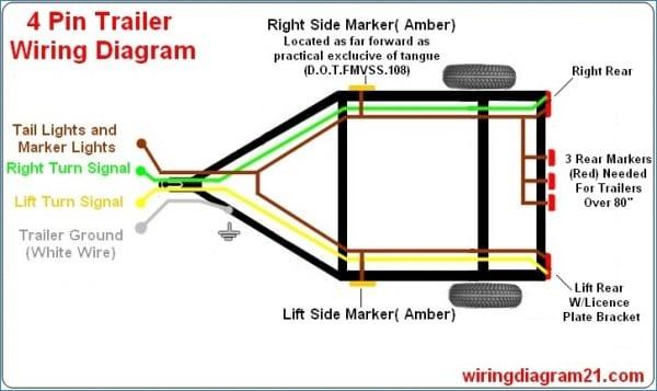 5 Wire Wiring Diagram