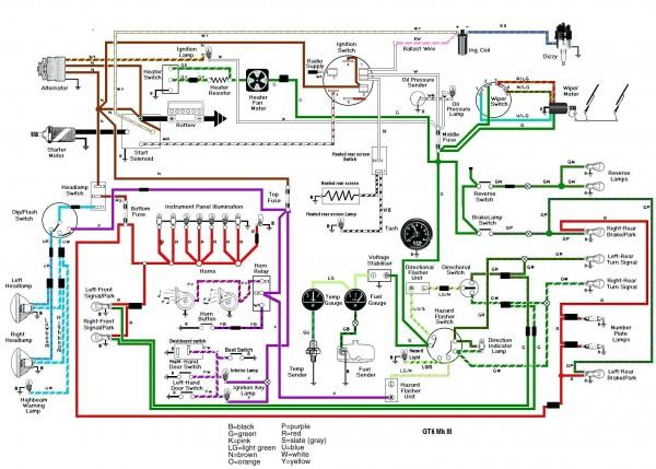 Lighting Wiring Diagram Uk