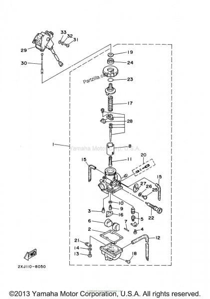 Yamaha Blaster Wiring Diagram Diagrams Instructions Prepossessing