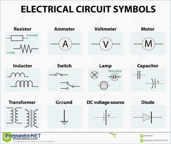Wiring Diagram Fuse Symbol For