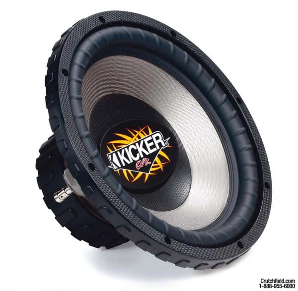 Kicker Compvr Cvr15