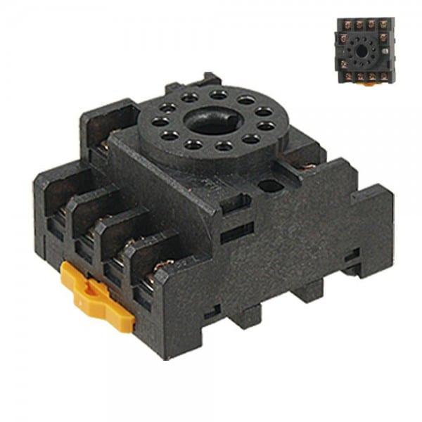1pcs Relay Socket Pf113a 11