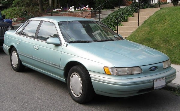 Ford Taurus (second Generation)