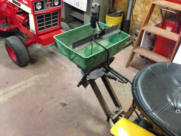 Ih Cub Cadet Forum  Let's See Some Of Your Homemade Attachments