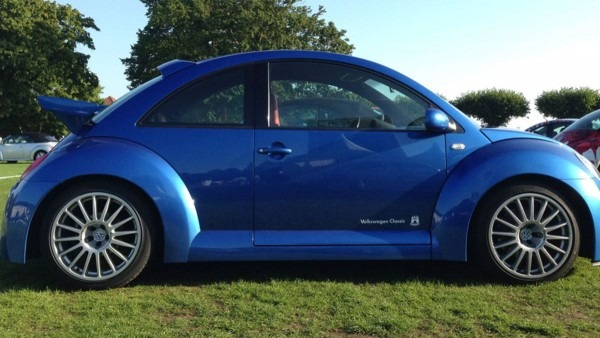 We Drove The 2001 Vw Beetle Rsi  It's A Vr6