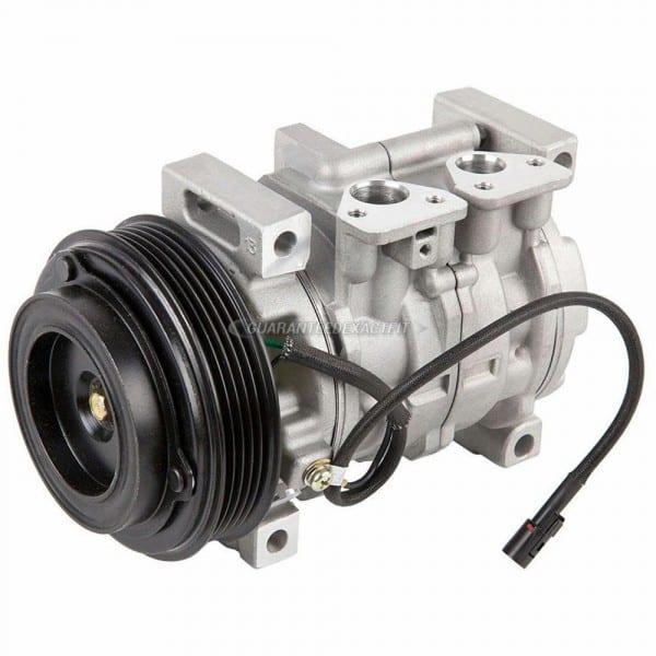Suzuki Aerio Ac Compressor