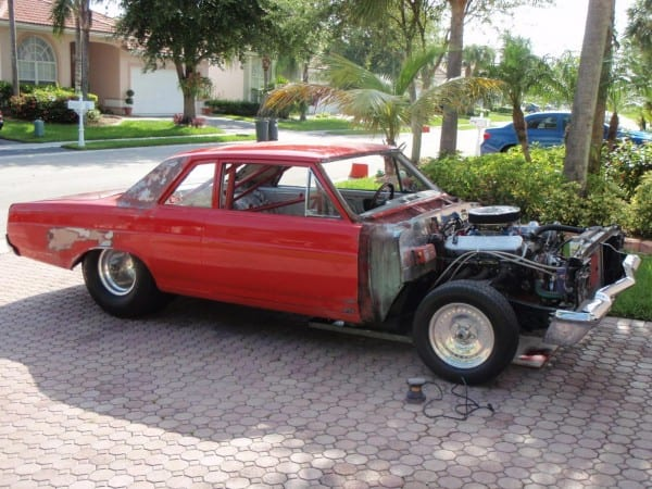 65 Buick Special Conversion