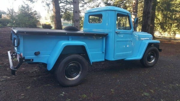 Hemmings Find Of The Day – 1952 Willys Pickup