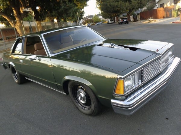 For Sale  1980 Chevy Malibu With A Turbo Lsx – Engine Swap Depot