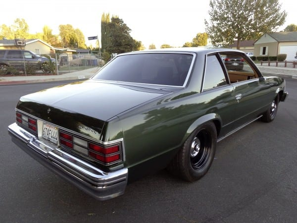 1984 Chevy Malibu